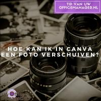 Hoe kan ik in Canva een foto verschuiven?